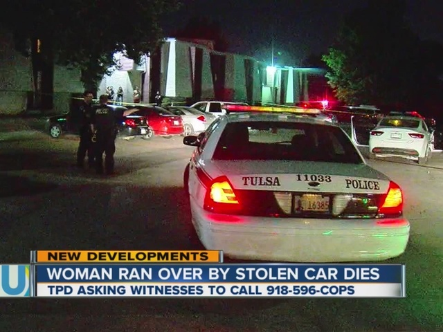 Woman run over at Addison Apartments dies from injuries