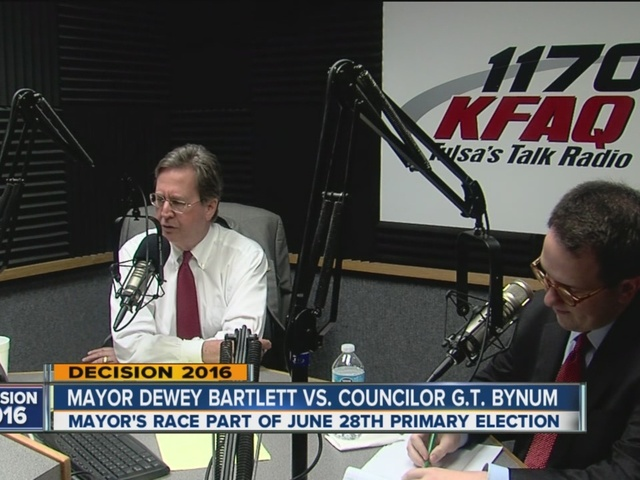 Tuesday primary includes mayoral race