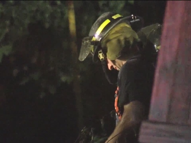 Tulsa Firefighters are investigating the cause of two house fires in South Tulsa