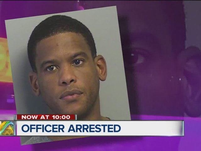 Tulsa Police Officer Arrested