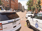 1 hospitalized after shooting in downtown Denver