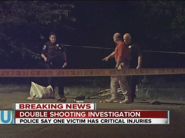 1 injured following reported N. Tulsa shooting