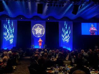 Fallin speaks at Tulsa chamber event