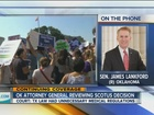 Lankford talks SCOTUS TX abortion ruling