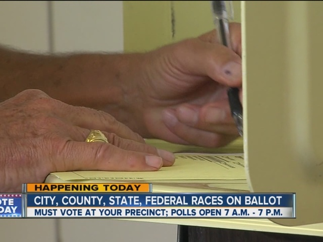 Tulsa Co. residents head to the polls for the primary