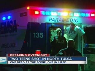 TPD: Victim ID'd in N. Tulsa shooting