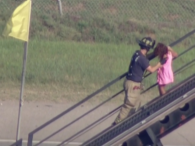 8 rescued from roller coaster at Frontier City