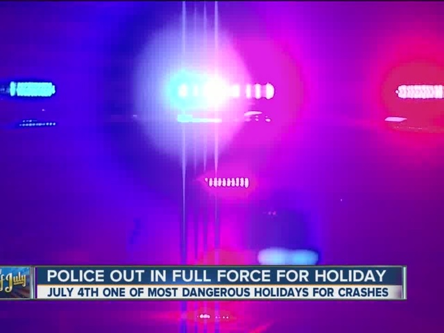 Police presence increasing for July 4 weekend