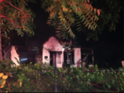 TFD: Person sighted running from house fire