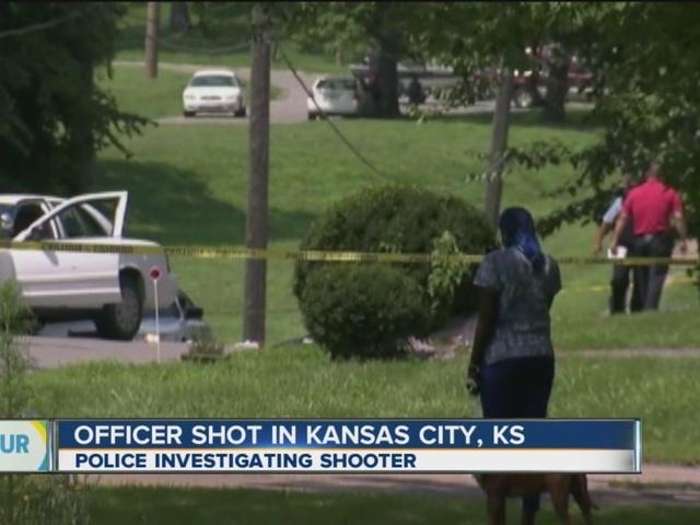 police captain fatally shot in kansas city kansas whilst