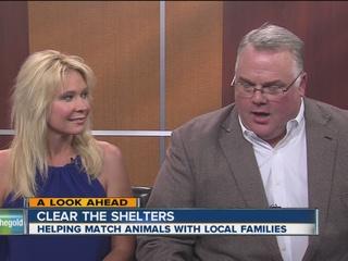 KVOO's Sunny, Rowdy talk abt adopting pets