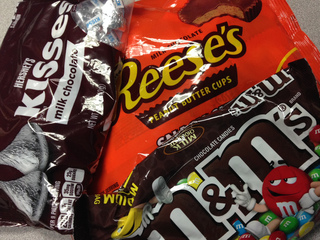 What's Oklahoma's favorite Halloween candy?