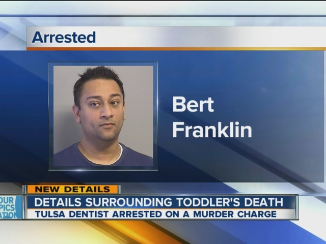 Investigators say Tulsa dentist arrested in toddler's death had another…