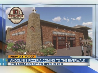 Andolini's announces new Jenks location
