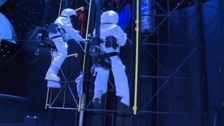 Two OK teachers train with NASA astronauts