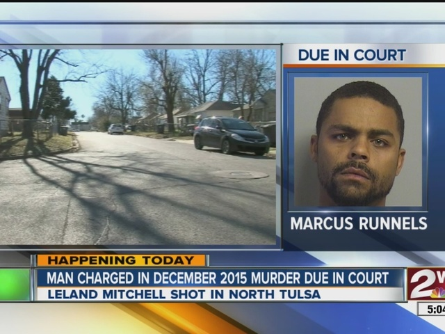 Man charged for December 2015 murder is due in court