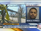 Man charged with 2015 murder due in court