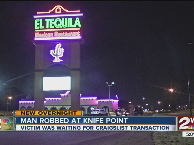 Overnight armed robbery at El Tequila Restaurant