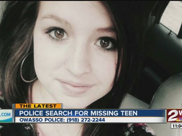 Police searching for missing Owasso teenager