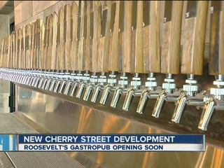 New craft-beer bar to open on Cherry St.