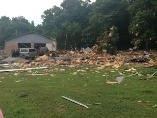 Victim in Tahlequah house explosion ID'd