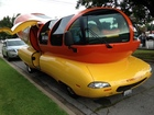 Wienermobile stops at 2 Works for You studios