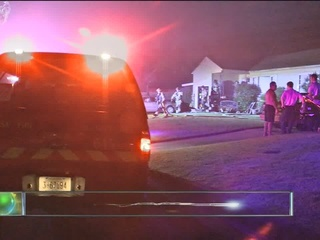 Family displaced following midtown house fire