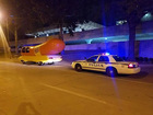 Tulsa police ketchup to Wienermobile