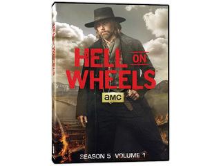 CONTEST: Hell on Wheels Season 5