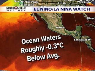 Weather Whys: La Nina and autumn in Oklahoma