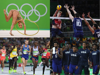 Final day of Olympics; what's on TV?