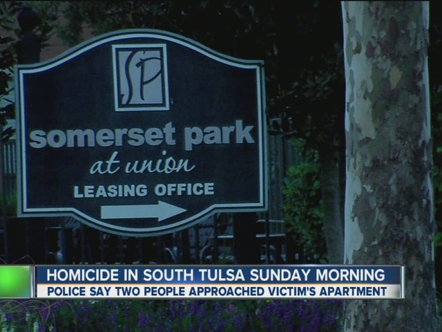 Man dead after shooting at south Tulsa complex