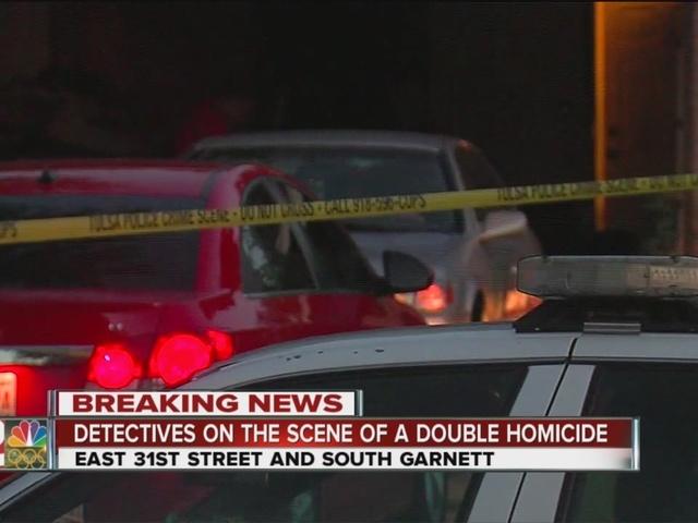 Two found dead inside Tulsa home Sunday night