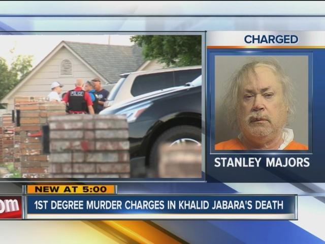 Tulsa DA: Murder charge filed against Majors