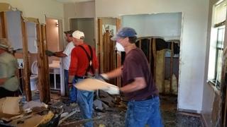 Tulsa church helps Baton Rouge flood victims