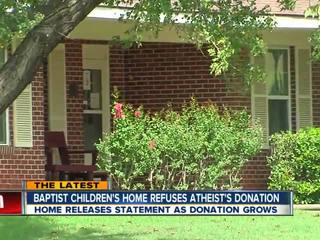 Atheist group raises over $28K in donations