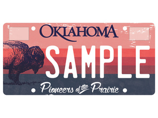 Don't like the new OK plate? Check out these
