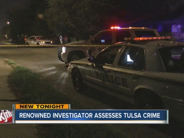 Renowned Investigator Asseses Tulsa Crime