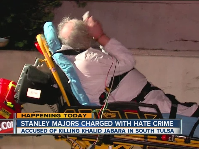 Stanley Majors Charged With Hate Crime