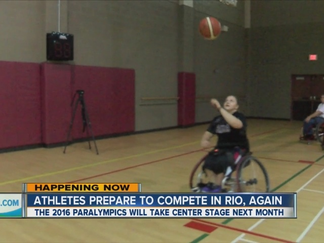 Tulsa athletes preparing for the Paralympic Games