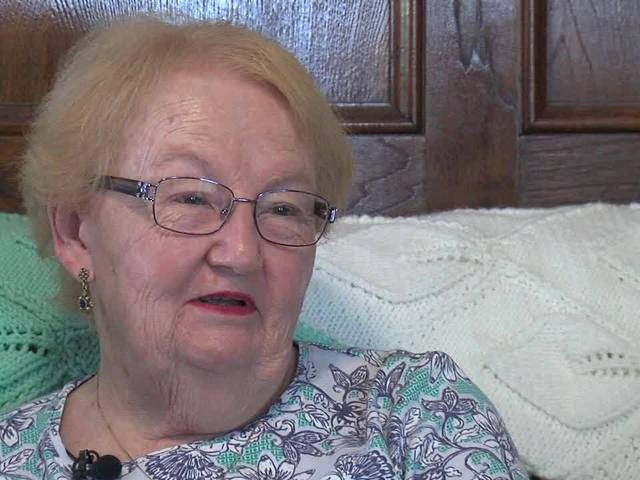 Don and Donna Smith looking for woman at Porter Peach Festival who gave…