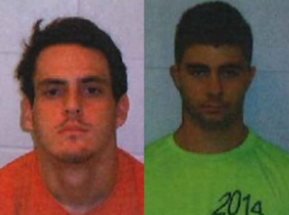 2 arrested in Okmulgee Co. school bus theft