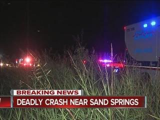 OHP: Man killed in one-vehicle crash