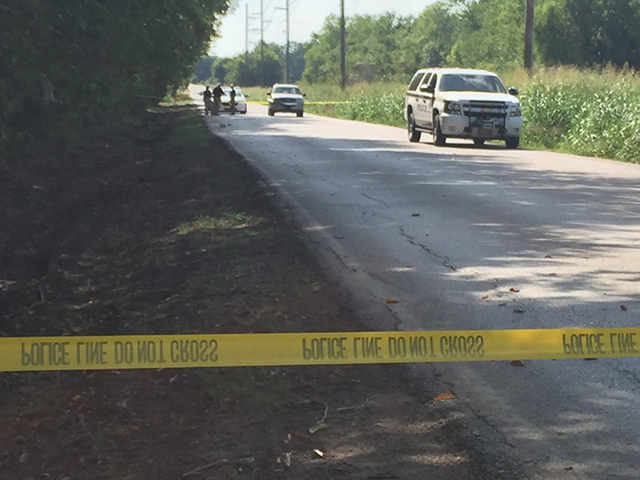 Body found near North Tulsa road