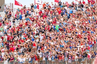 American flag not allowed at Owasso game