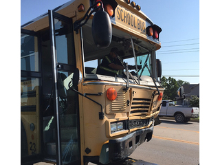 Several injured in Bixby school bus crash