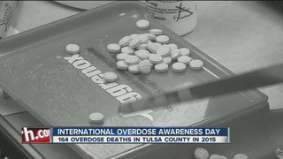 Overdose Awareness Day, Health experts say...
