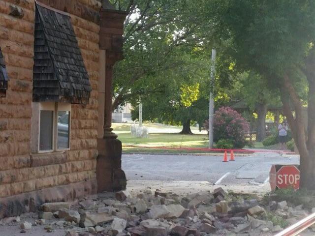 Oklahoma rocked by 5.6 magnitude natural disaster