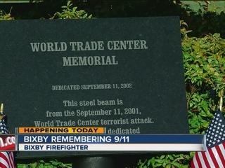 Bixby residents hold 9/11 remembrance ceremony