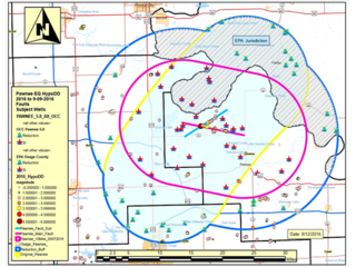 New fault line discovered in Oklahoma